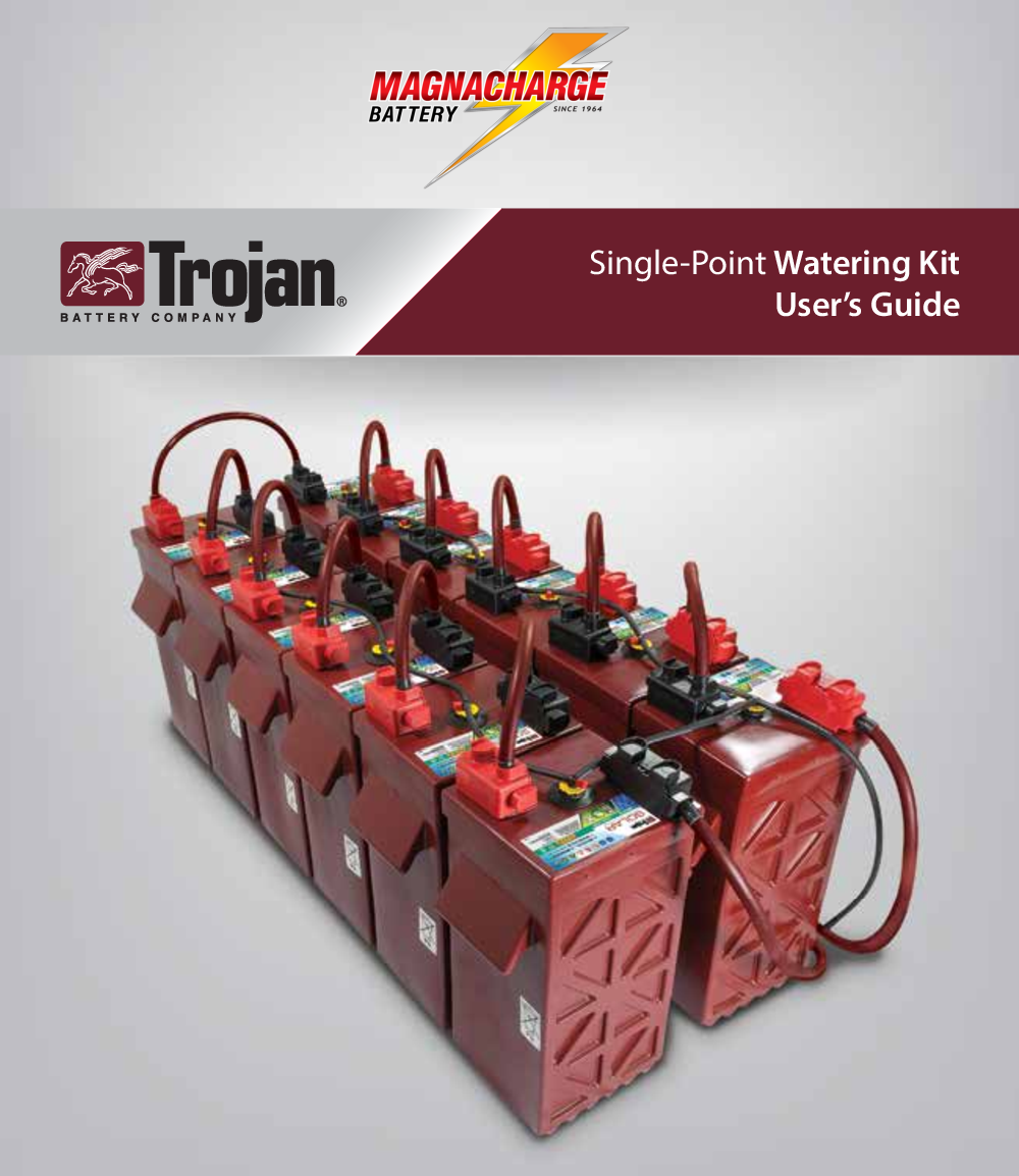 Single Point Watering Kit User's Guide