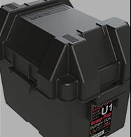 Boîtes à batteries